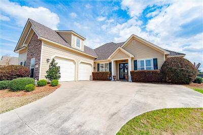 Montgomery Single Family Home For Sale: 5819 Lotus Circle