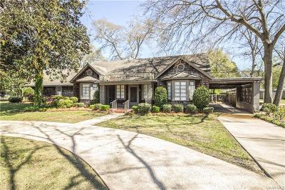 Prattville Single Family Home For Sale: 311 S Washington Street