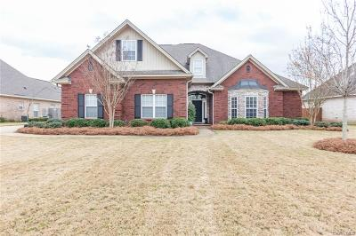 Prattville Single Family Home For Sale: 308 High Pointe Ridge