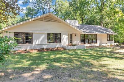 Montgomery Single Family Home For Sale: 2435 Wildwood Drive