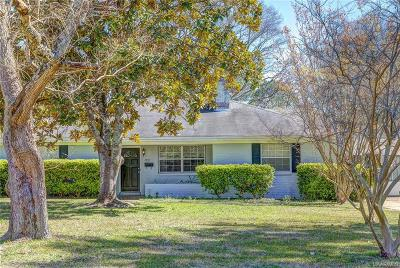 Montgomery Single Family Home For Sale: 2739 Fairmont Road