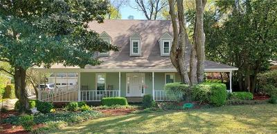 Montgomery Single Family Home For Sale: 4600 Chrystan Road