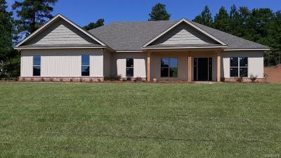 Tallassee Single Family Home For Sale: 99 Hunters Ridge