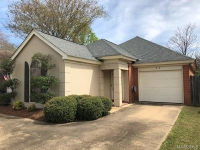 Montgomery Single Family Home For Sale: 1919 Woodrun Drive