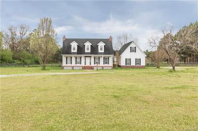 Single Family Home For Sale: 334 County Road 27 Road