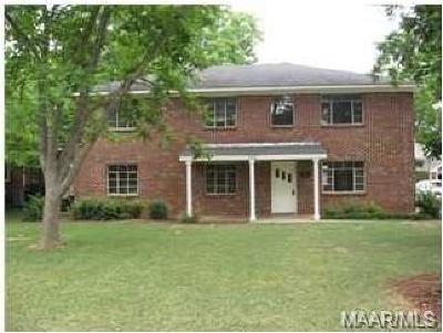Montgomery Multi Family Home For Sale: 110 Brantwood Drive #A & B