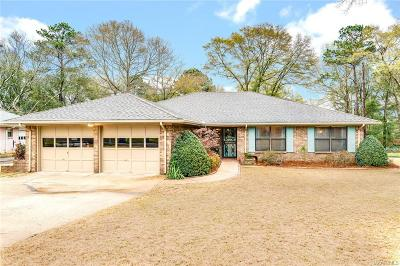 Prattville Single Family Home For Sale: 117 Rosewood Drive