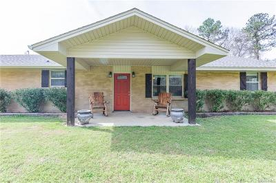 Prattville Single Family Home For Sale: 1527 County Road 81