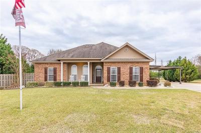 Prattville AL Single Family Home For Sale: $258,900