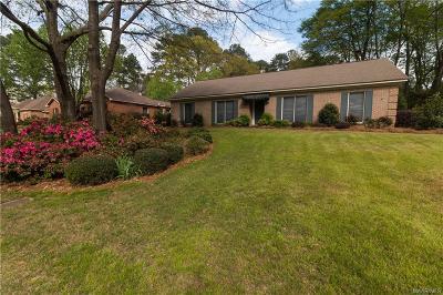 Montgomery Single Family Home For Sale: 437 Saratoga Lane