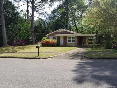 Montgomery Single Family Home For Sale: 3374 Loch Haven Road