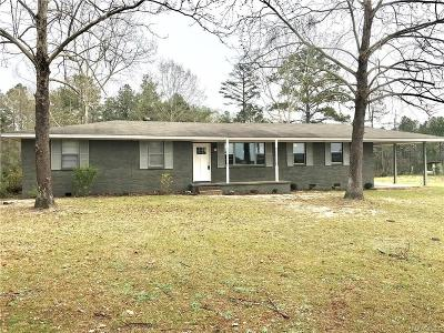 Prattville Single Family Home For Sale: 1504 County Road 51