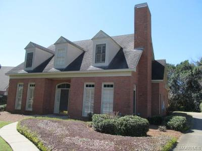 Montgomery Single Family Home For Sale: 3448 Summerhill Drive