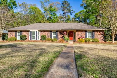 Montgomery Single Family Home For Sale: 300 Fox Hollow Road