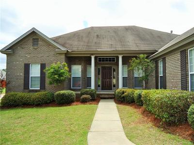 Prattville Single Family Home For Sale: 1971 Chancellor Ridge Road