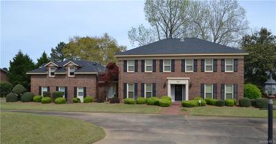 Montgomery Single Family Home For Sale: 126 Arrowhead Drive