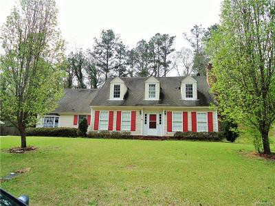 Prattville Single Family Home For Sale: 107 Holly Court