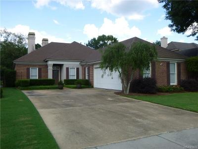 Towne Lake Single Family Home For Sale: 9137 Green Chase Drive