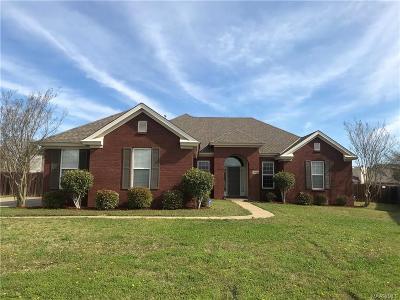 Deer Creek Single Family Home For Sale: 9009 Grayson Grove Court