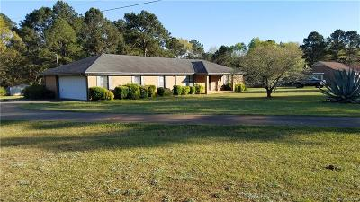 Wetumpka Single Family Home For Sale: 4950 Redland Road