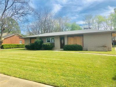 Montgomery Single Family Home For Sale: 1937 Cottingham Drive