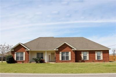 Deatsville Single Family Home For Sale: 5649 Deatsville Highway