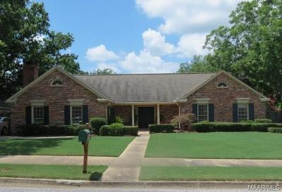 Montgomery Single Family Home For Sale: 3120 Hemon Road