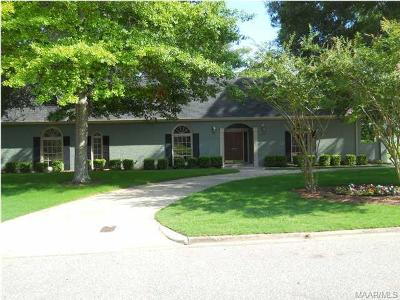 Montgomery Single Family Home For Sale: 3481 Warrenton Road