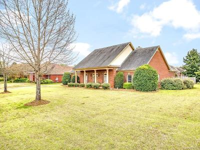 Montgomery Single Family Home For Sale: 2200 Vaughn Lane