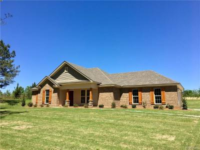 Deatsville Single Family Home For Sale: 1476 County Road 39