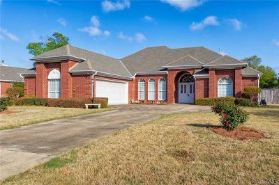 Montgomery Single Family Home For Sale: 7631 Arrowleaf Road