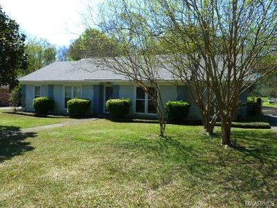 Montgomery Single Family Home For Sale: 2420 Capstone Drive