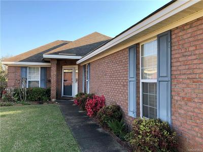 Montgomery Single Family Home For Sale: 8243 Wexford Trace