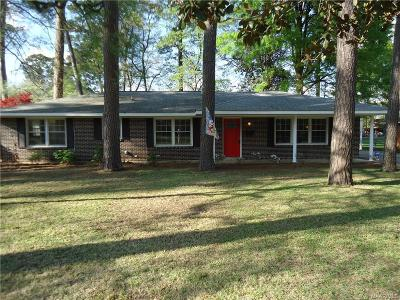 Montgomery Single Family Home For Sale: 3813 Marie Cook Drive