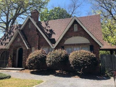 Montgomery Single Family Home For Sale: 3218 Lexington Road