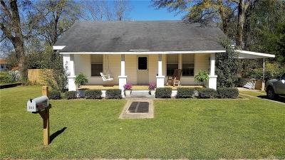 Tallassee Single Family Home For Sale: 203 Ashurst Avenue