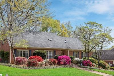 Montgomery Single Family Home For Sale: 38 Creek Drive