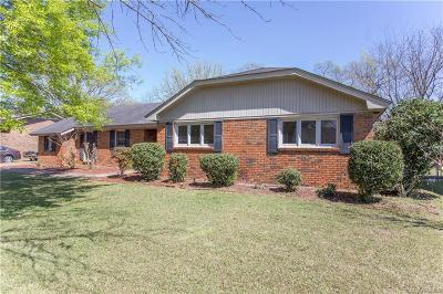 Montgomery Single Family Home For Sale: 3535 Edgefield Road