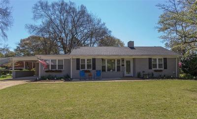 Montgomery Single Family Home For Sale: 3706 Dalraida Parkway