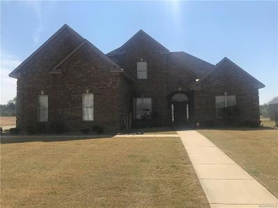 Montgomery Single Family Home For Sale: 5506 Stapleton Drive