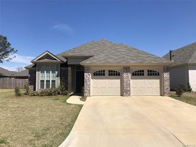 Woodland Creek Single Family Home For Sale: 9139 White Poplar Circle