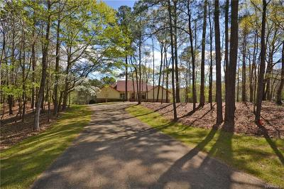 Wetumpka Single Family Home For Sale: 2331 Trotters Trail