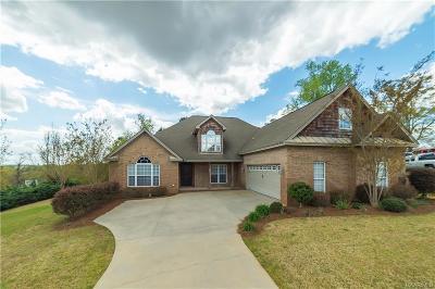 Magnolia Ridge Single Family Home For Sale: 61 Magnolia Ridge