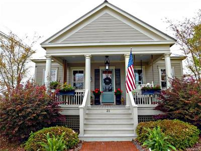 The Waters Single Family Home For Sale: 21 Avenue Of The Waters
