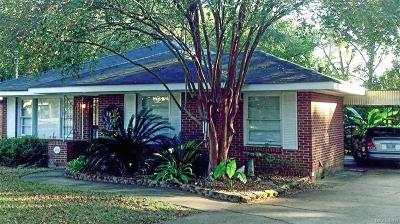 Montgomery Single Family Home For Sale: 3718 Ware Court