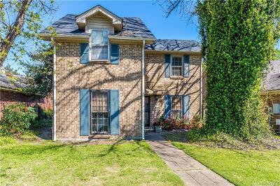 Condo/Townhouse For Sale: 3103 Sutton Drive