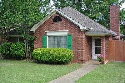 Montgomery Single Family Home For Sale: 445 Caldwell Place