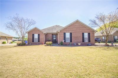 Prattville Single Family Home For Sale: 608 Vintage Way