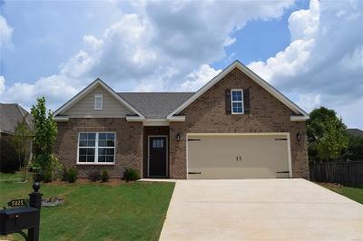 Montgomery Single Family Home For Sale: 5825 Lotus Circle