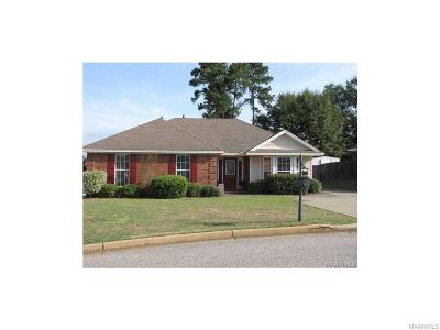 Prattville Single Family Home For Sale: 503 Breckinridge Lane